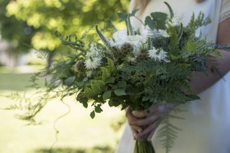 Vild brudbukett