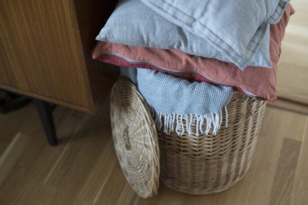 loppisfynd stråkorg sovrum